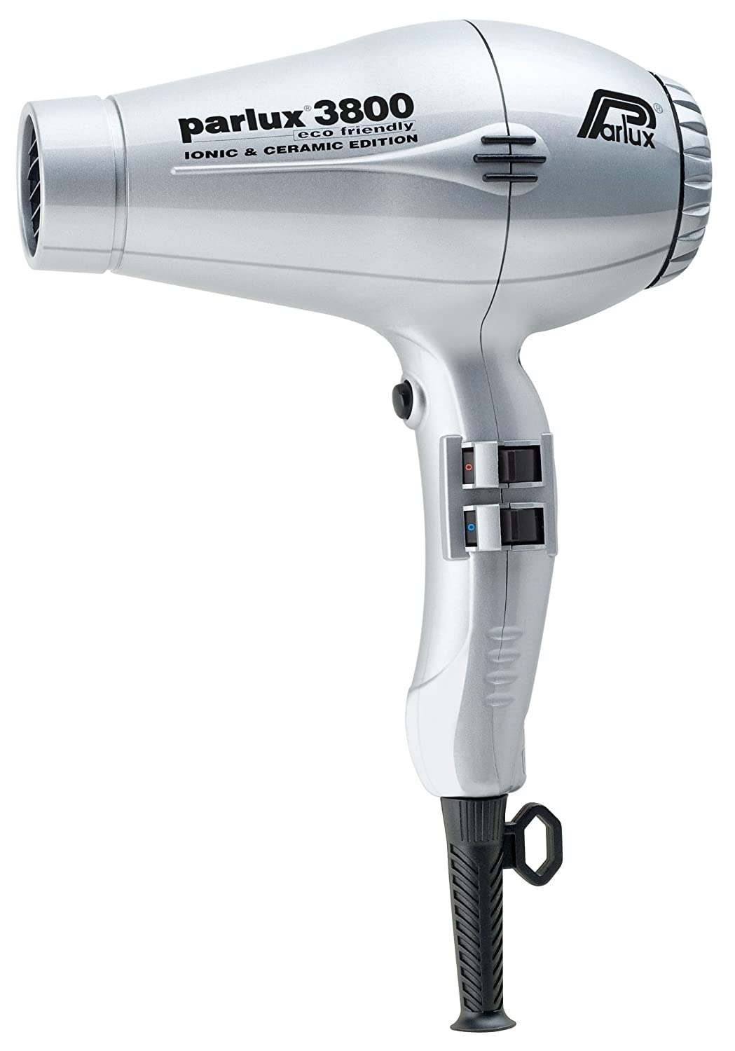 Parlux Parlux Eco Friendly 3800 Dryer, Silver