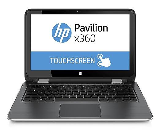 HP Pavilion x360 13-a203nf PC Portable Tactile 13,3'' Argent (Intel Core i3, 4 Go de RAM, Disque Dur 500 Go, Mise à jour Windows 10 gratuite)