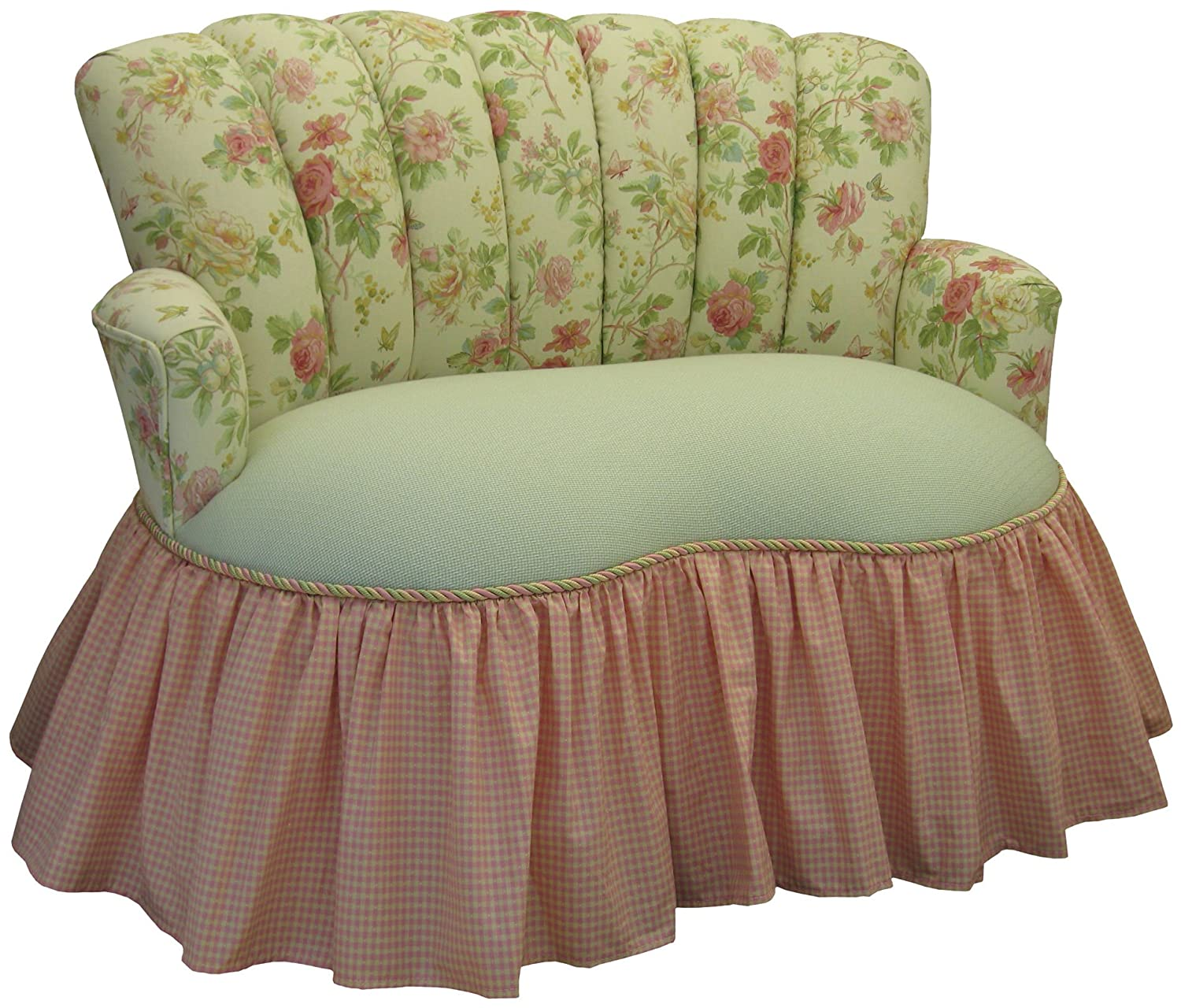 Angel Song English Bouquet Princess Girl's Loveseat