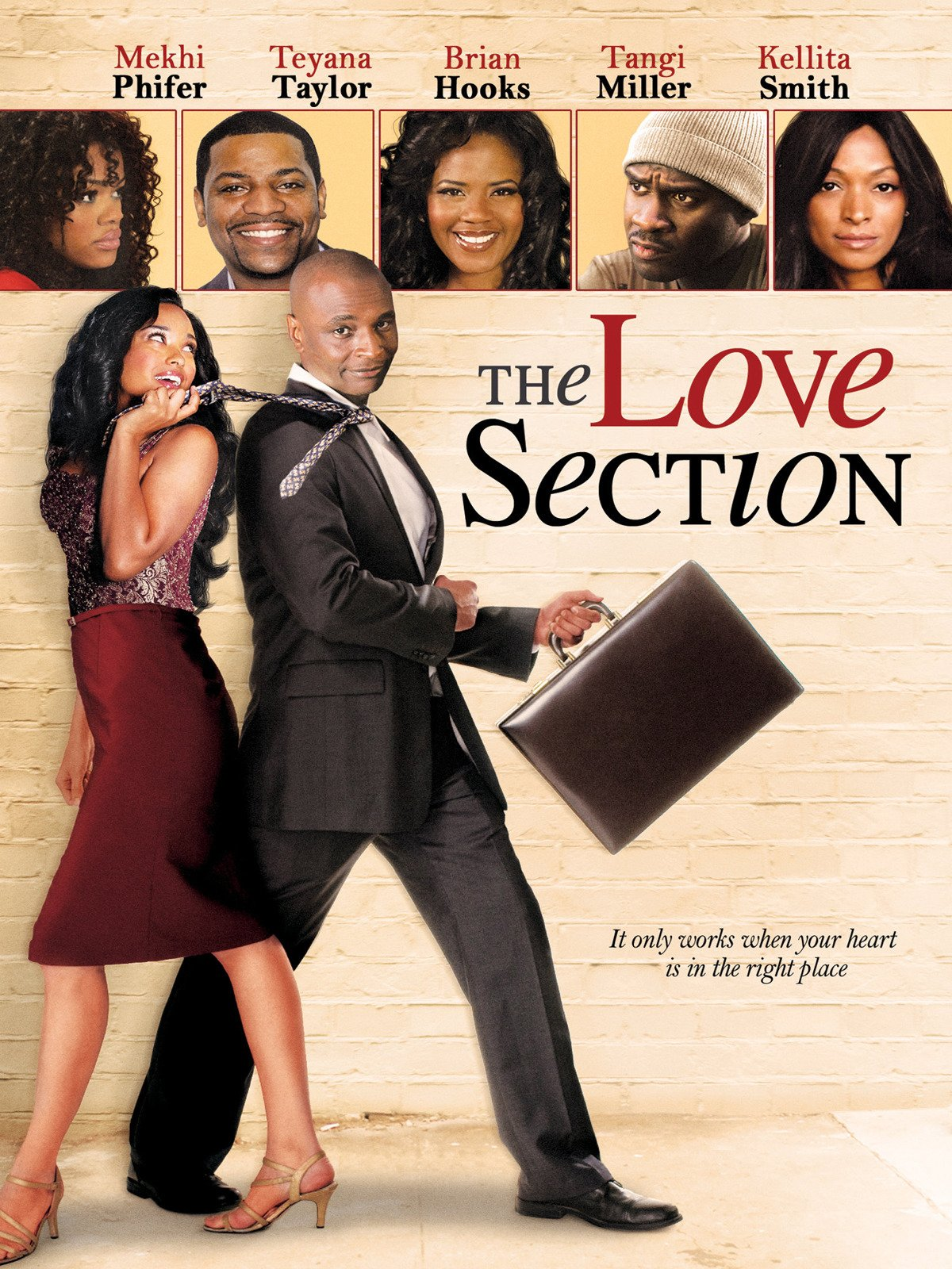 Love Section, The