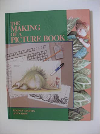 The Making of a Picture Book (Book Only)