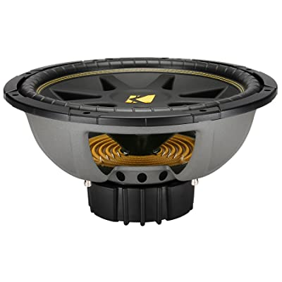 Kicker Comp Car Subwoofer