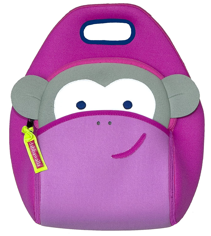 Dabbawalla Bags Blushing Monkey Lunch Bag