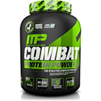 MusclePharm Combat Powder Advanced Time Release Protein,4 Pound (Chocolate Milk)