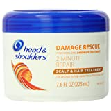 Head and Shoulders Damage Rescue 2 Minute Repair Scalp & Hair Treatment 7.6 Fl Oz
