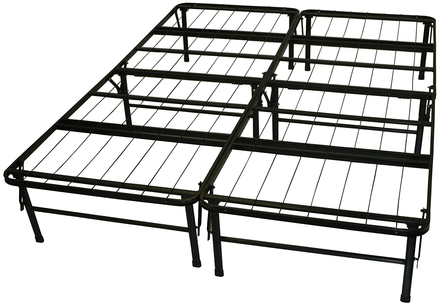 Steel Bed Frames Queen Metal Bed Frames Queen Size Extra: NEW! Heavy Duty Metal Posture Support QUEEN Size Mattress