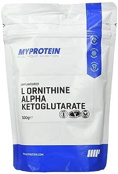 Myprotein L-Ornithine Alpha Ketoglutarate (OAKG), 1er Pack (1 x 500 g)