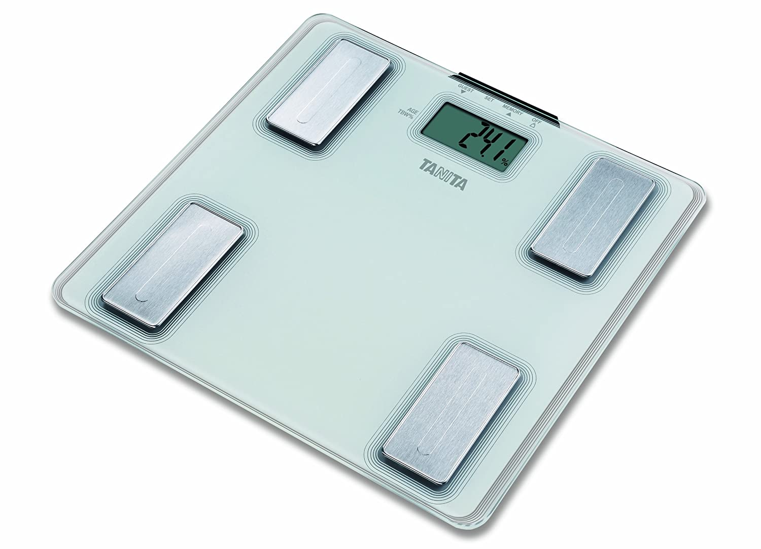 Tanita UM040PR36 Glass Designer Body Fat Monitor