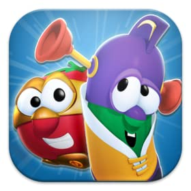VeggieTales: The League of Incredible Vegetables (Kindle Tablet Edition)