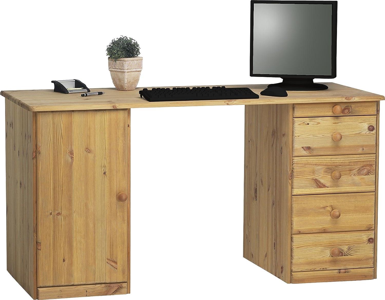 schreibtisch kiefer ge lt com forafrica. Black Bedroom Furniture Sets. Home Design Ideas