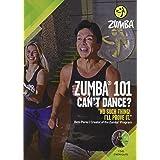 Zumba 101 Dance Fitness for Beginners Workout DVD (Tamaño: .5x5.25x7.5