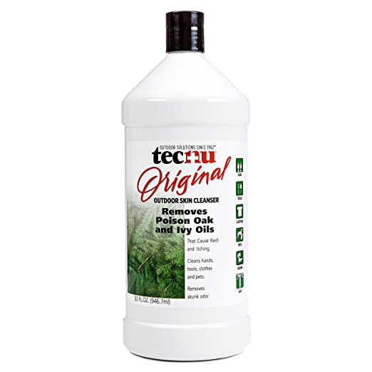 Tecnu® Original Outdoor Skin Cleanser, Stops itching & pain, dries oozing, promotes healing