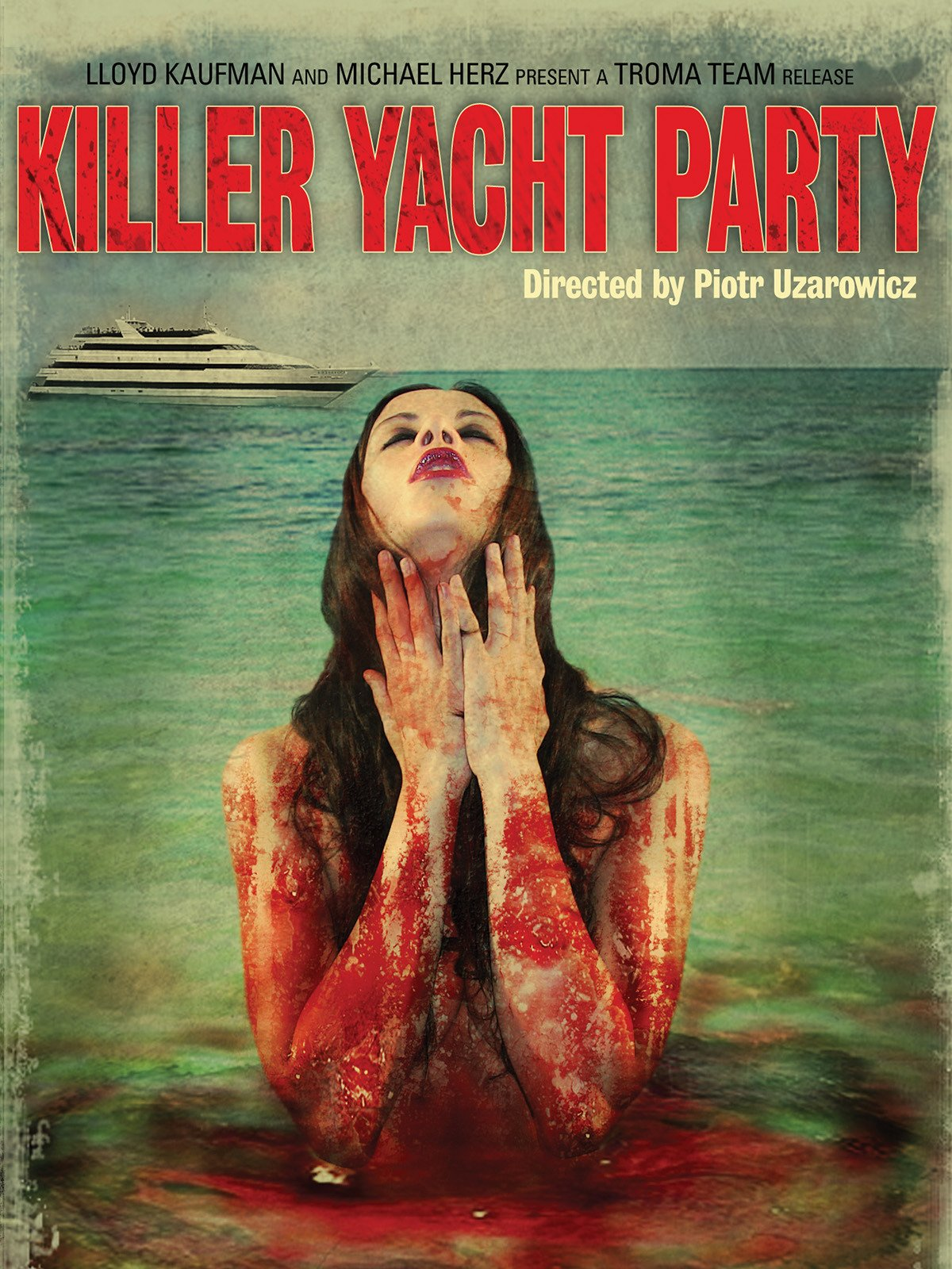 Killer Yacht Party