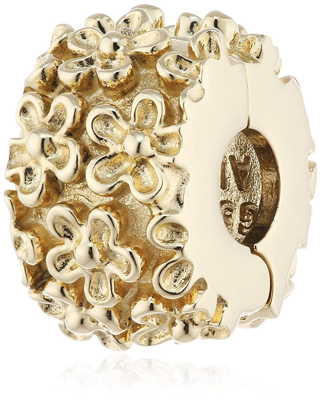 Pandora Damen -Bead 585- Gelbgold , Clip-Modul , 750507 jetzt bestellen