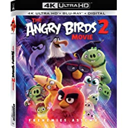 The Angry Birds Movie 2 [4K Ultra HD + Blu-ray]