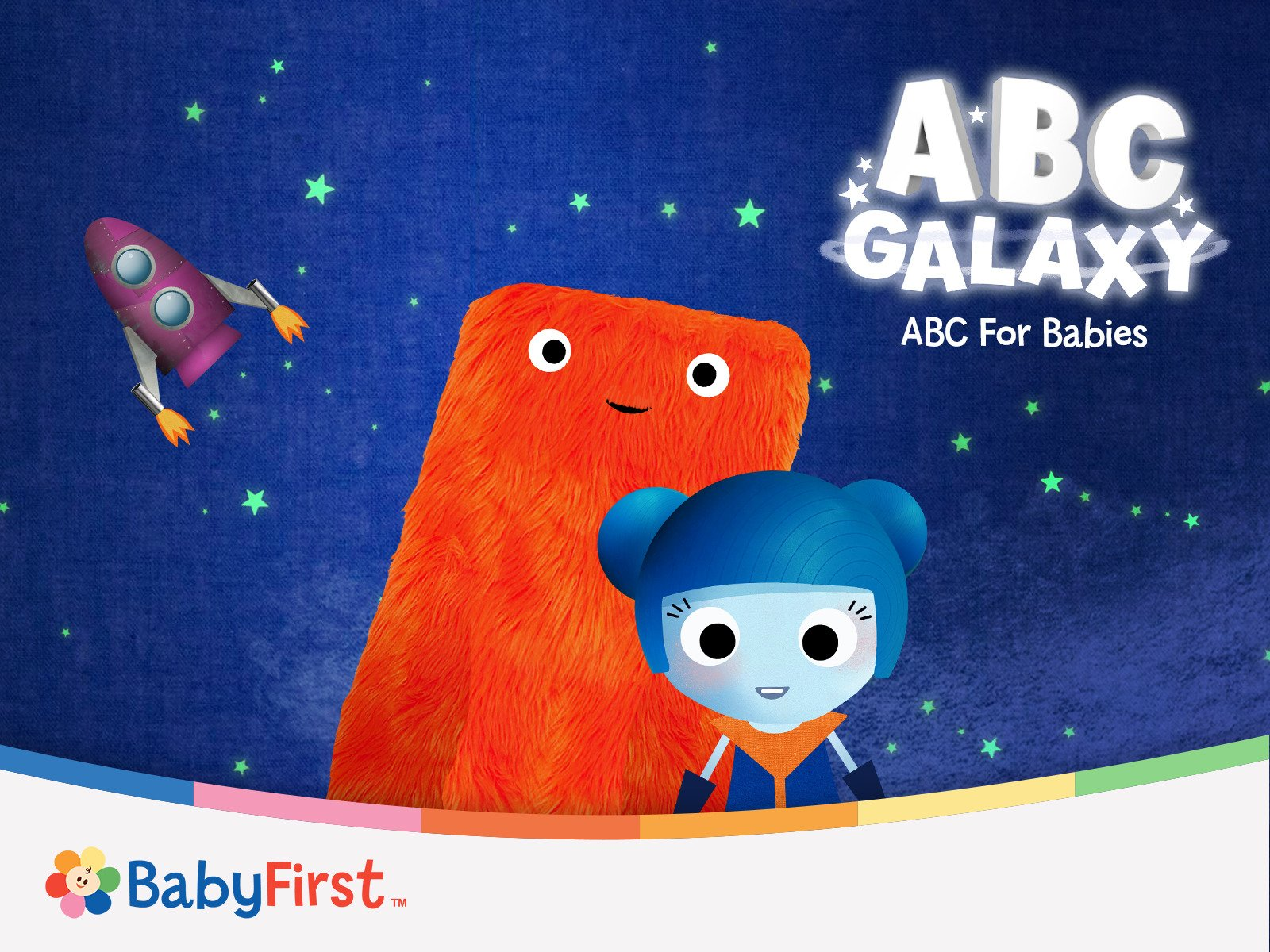 ABC Galaxy: ABC For Babies on Amazon Prime Video UK