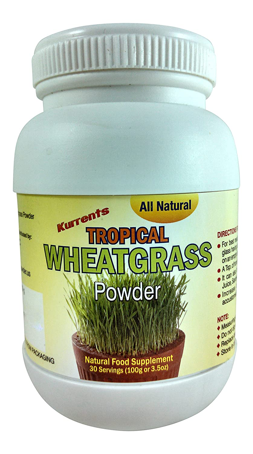 Tropical Wheatgrass Powder
