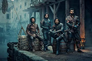 Book Cover: Musketeers, The: Season 3