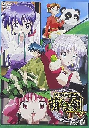 機動新撰組 萌えよ剣 TV DVD-BOX
