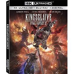 Kingsglaive: Final Fantasy XV [4K Ultra HD + Blu-ray]