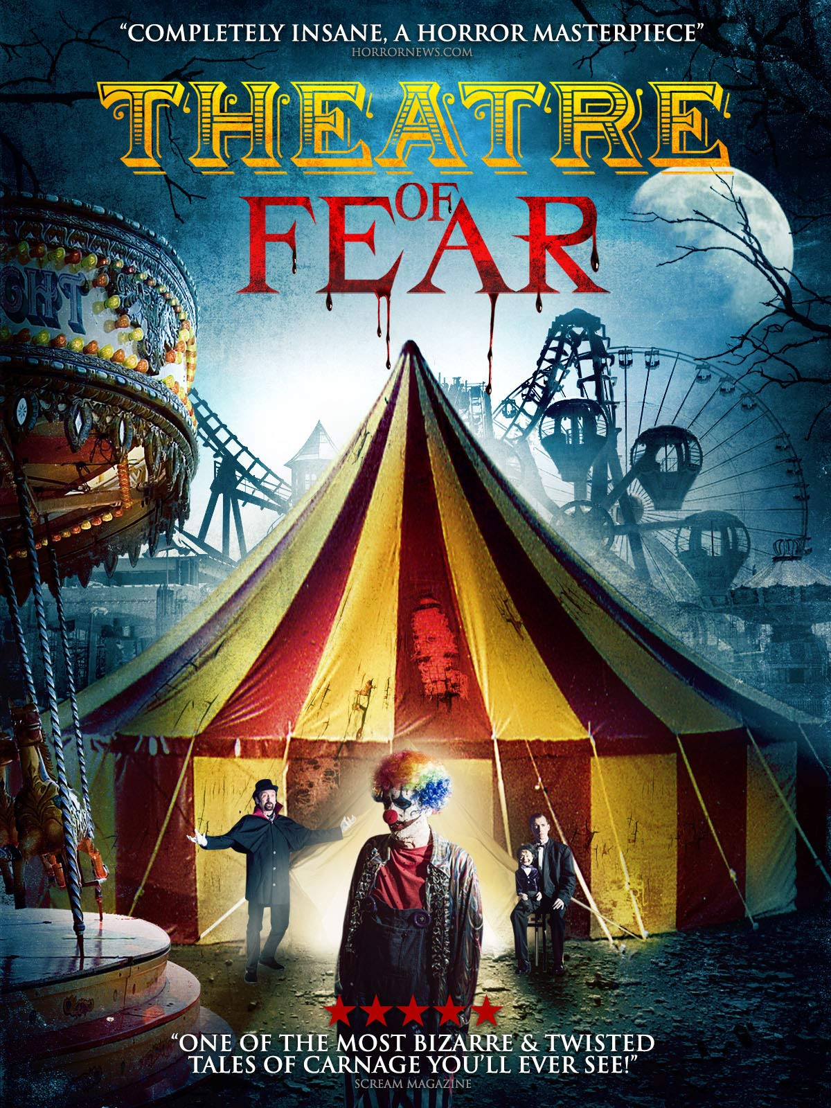 Theatre of Fear on Amazon Prime Video UK