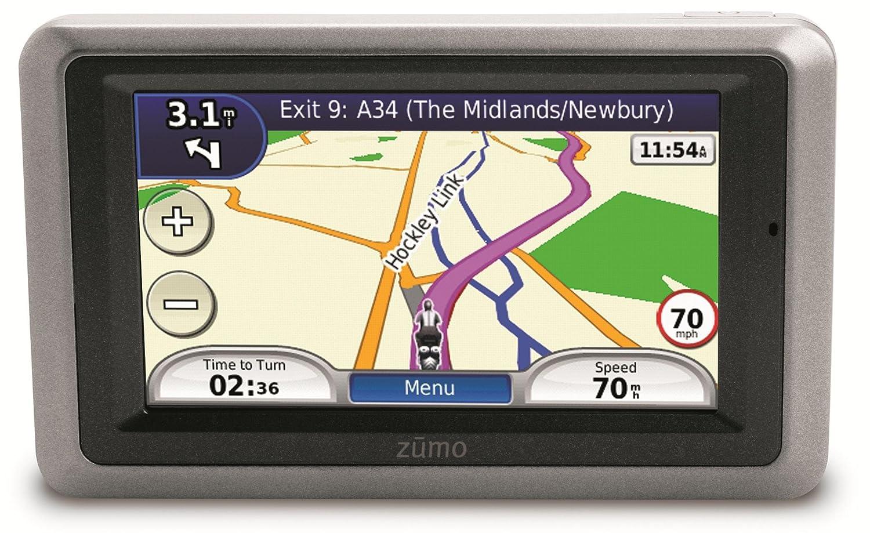 Navigation GPS GARMIN ZUMO 660LM GRIS EUROPE