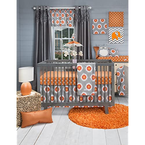 Sweet Potato Crib Bedding Set Rhythm 3 Piece
