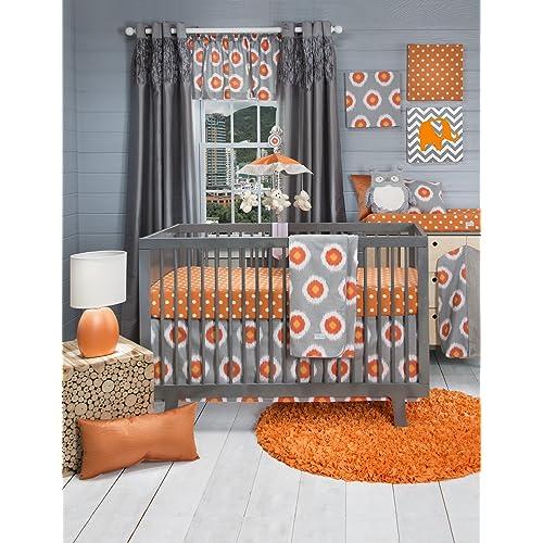 Sweet Potato Crib Bedding Set Rhythm 3 Piece