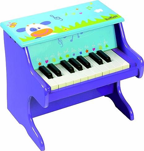 Boikido Jouet en Bois Eveil Mon Premier Piano
