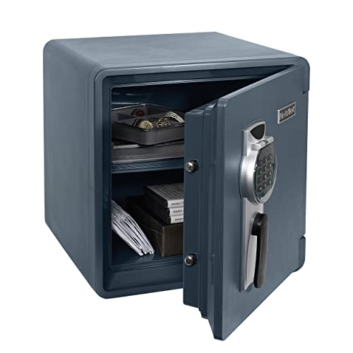 First Alert 2092DF Waterproof 1-Hour Fire Safe with Digital Lock