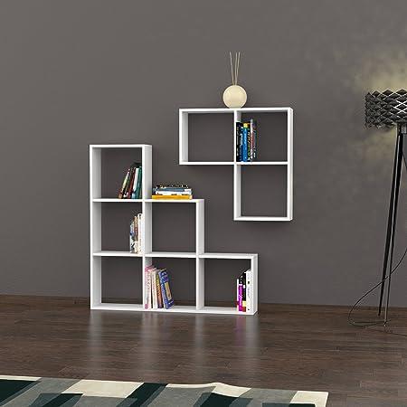 Libreria Portion Bianco - M.KT.02.12250.2