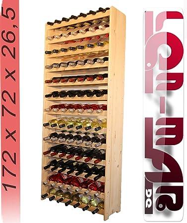 El vino febrero 2015 - Estanterias para botellas ...