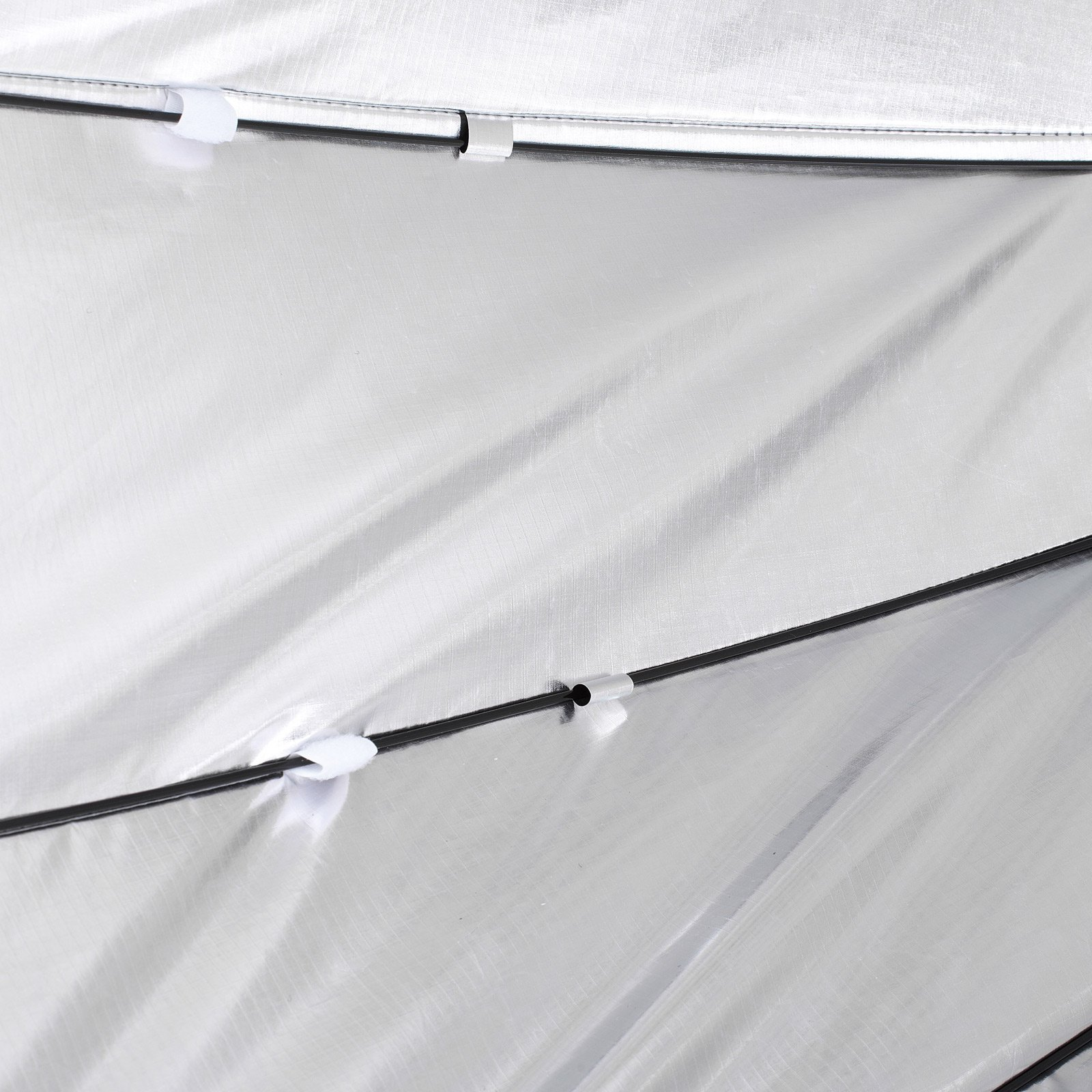 16 Rod Octagon Grid: Selens 48 Inch 16 Rods Portable Umbrella Brolly