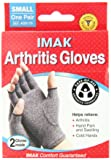 Imak  Arthritis Gloves Small  One Pair, (Pack of 2)