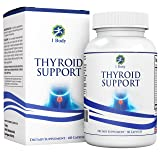 Thyroid Support Supplementwith Iodine- Metabolism, Energy and Focus Formula - Vegetarian& Non-GMO- Vitamin B12 Complex, Zinc, Selenium, Ashwagandha, Copper, Coleus Forskohlii & more 30 Day Supply