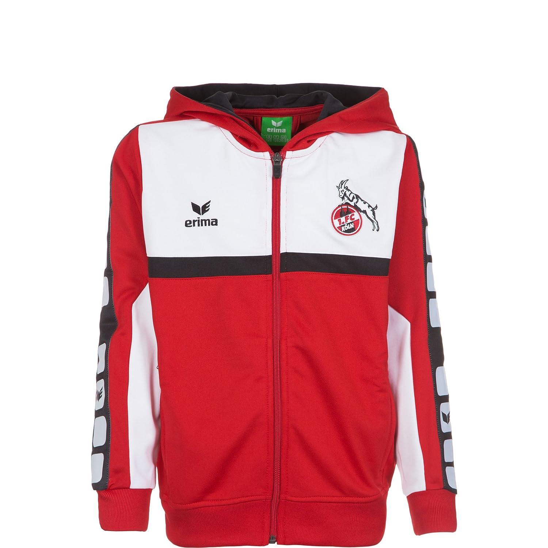 erima Kinder FC Köln 5-Cubes Series Trainingsjacke jetzt bestellen