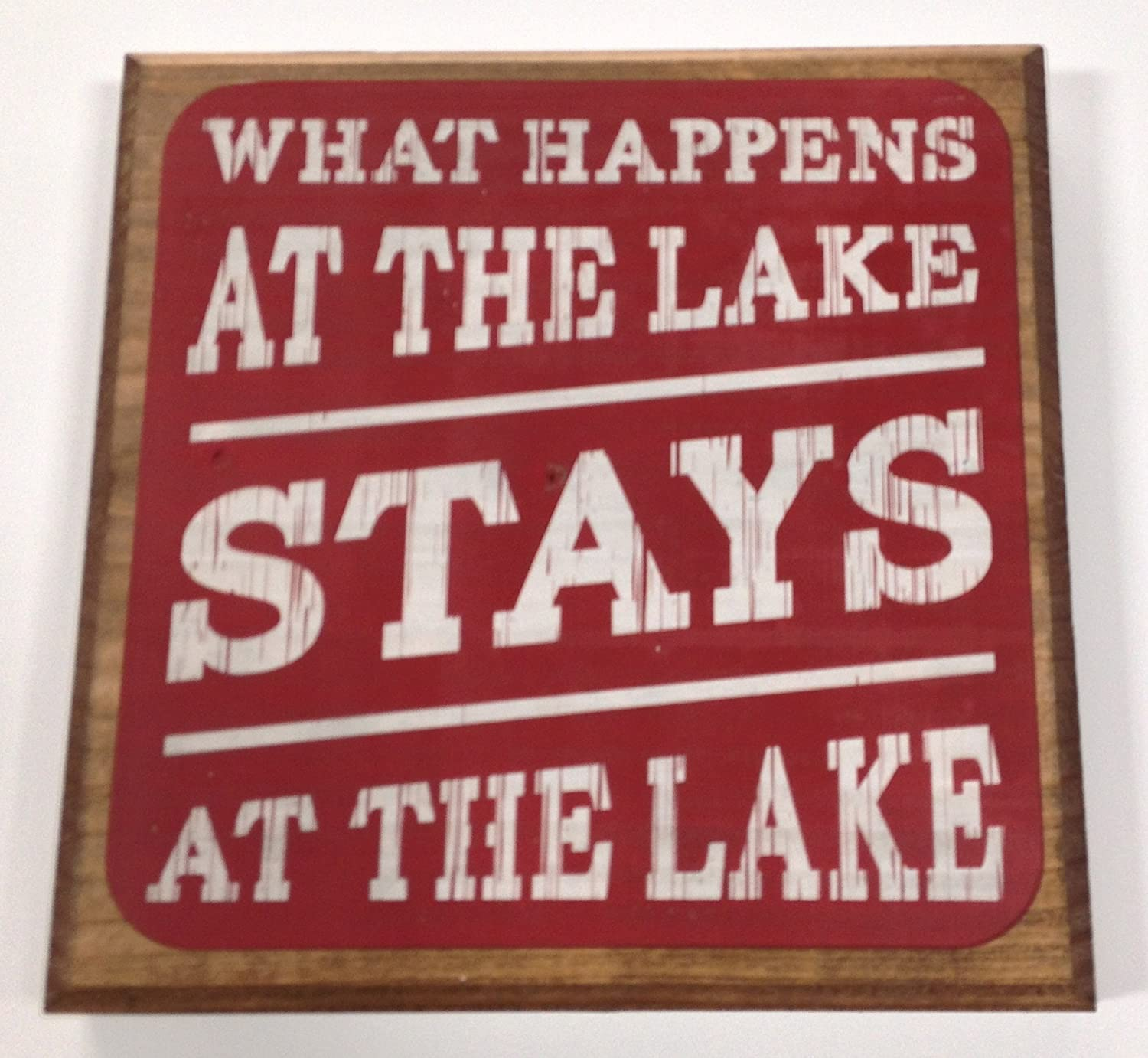 Lakehouse Sign