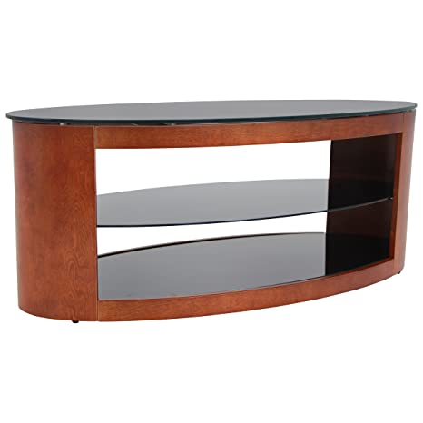LumiSource Duo Coffee Table, Brown/Black