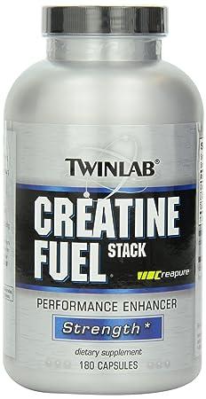 TwinLab Kreatin-Kraftstoff-Stack, Kapseln, 180 Kap
