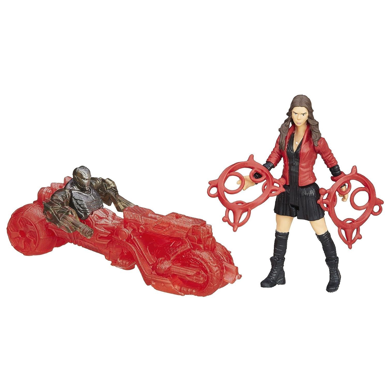 Figura de Acción Marvel, Marvel Avengers edad de Ultron Bruja Escarlata vs sub Ultron 008 en Veo y Compro