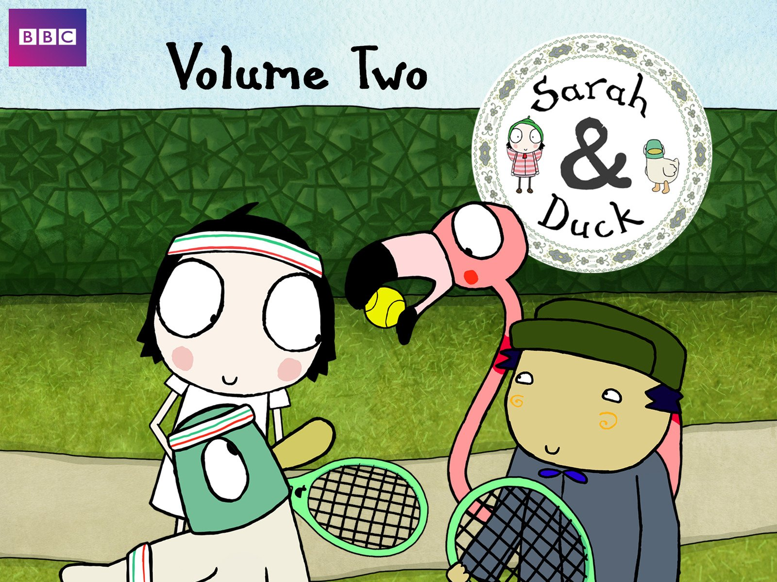 Sarah & Duck, Season 1, Volume 2 - Season 102