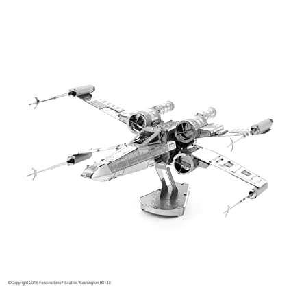 Maquette métal - Star Wars : Vaisseau X-wing (Star Fighter) - Métal Earth