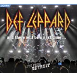 And There Will Be A Next Time...Live From Detroit [Blu-ray/2CD]