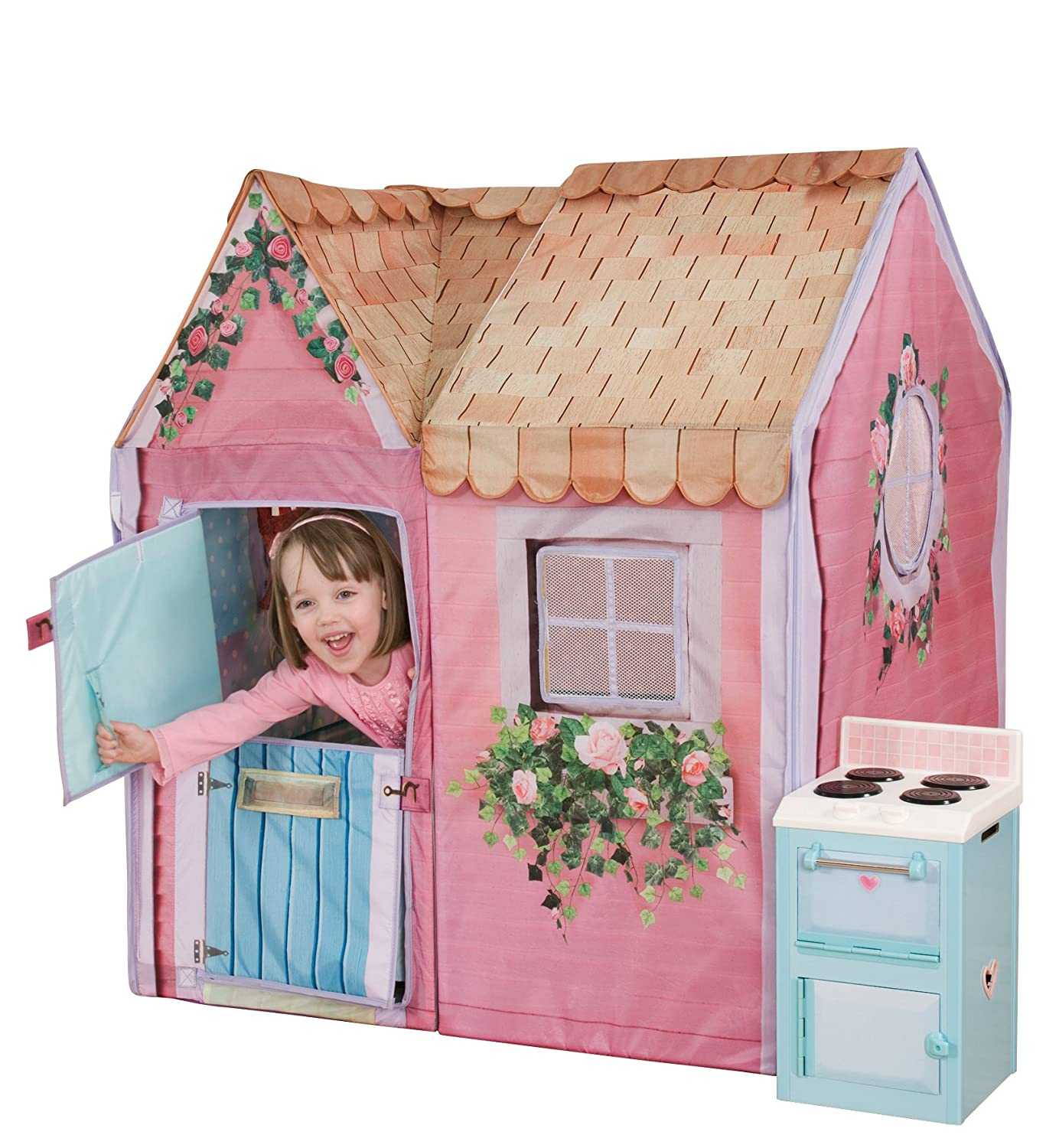 dream town rose petal cottage playhouse ebay