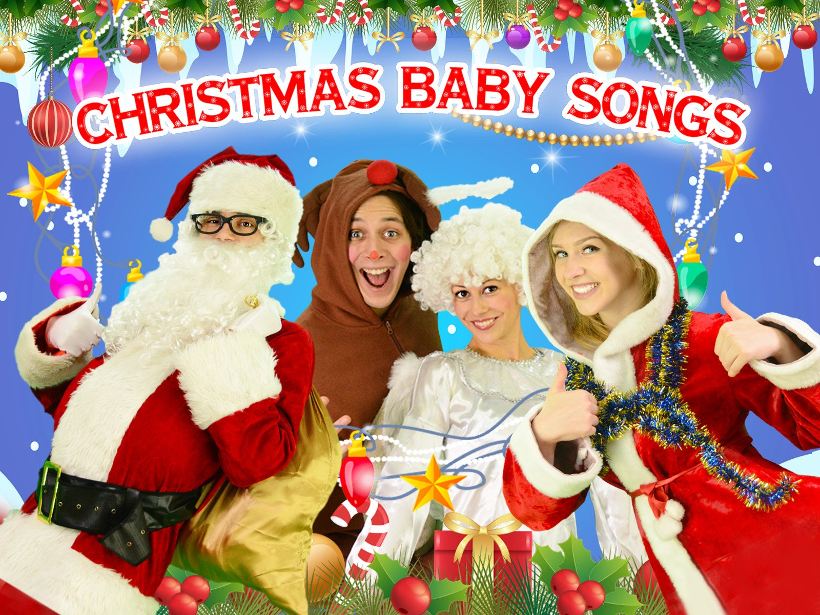Christmas Baby Songs - Season 1