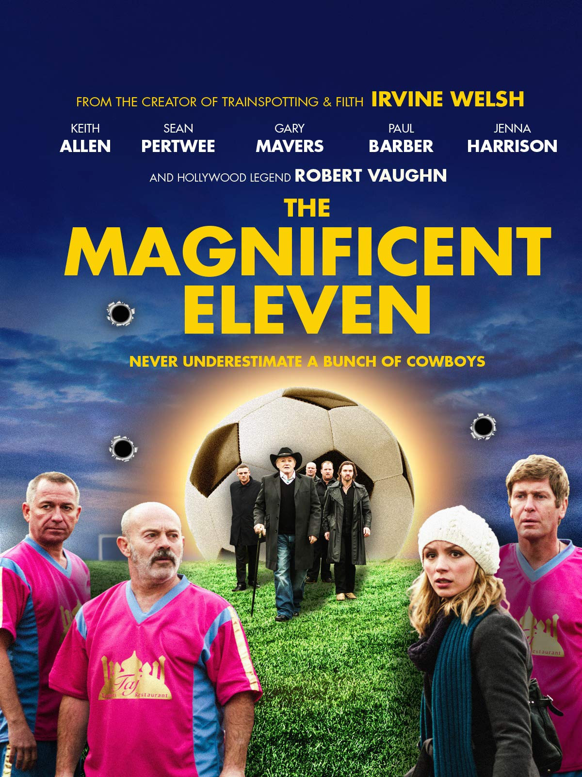 Magnificent 11 on Amazon Prime Video UK