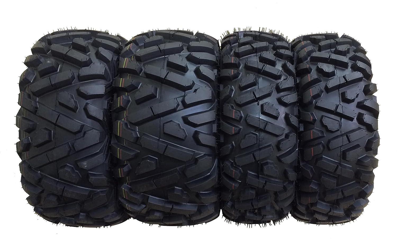 WANDA ATV/UTV Tires 25x8-12 Front & 25x10-12 Rear /6PR P350 - 10163/10165-cheap-atv-tires
