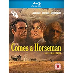 Comes A Horseman [Blu-ray]