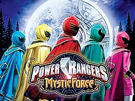 Power Rangers Mystic Force Season 1