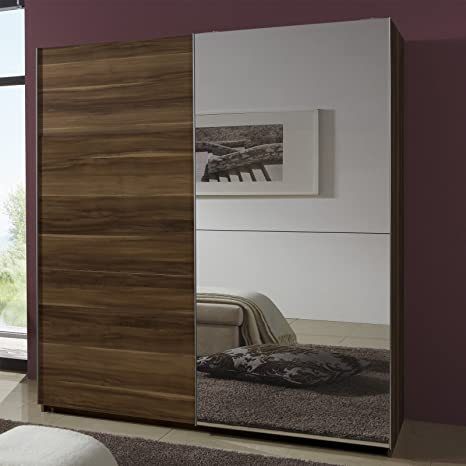 Hf4you Queen 180cm Slider Wardrobe With 1 Mirror